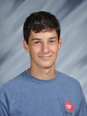 Fort Collins High School's Stephen Ikeler is the Coloradoan's Male Athlete of the Week.