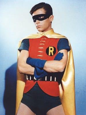 "Burt Ward played Robin in the classic TV series ""Batman."""