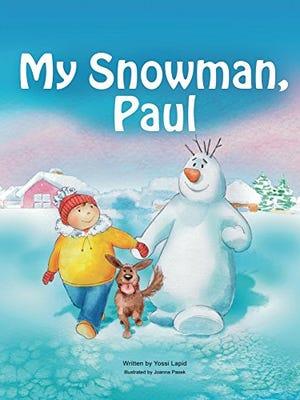 """Snowman Paul,"" by Yossi Lapid"
