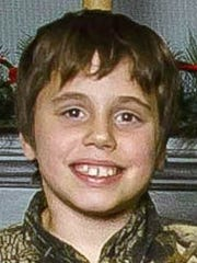 Dalton Brown, 9, was one of two children abducted out