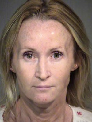 Tiffany White, a former Mesa accountant, was arrested in January 2017 on fraud and theft charges.