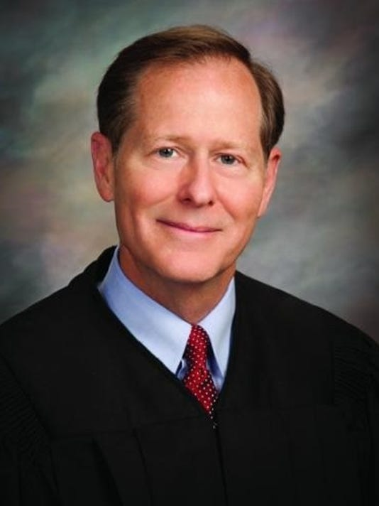 Hinds County Circuit Judge Jeff Weill