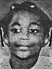 Adele Wells, 7, missing since Nov. 21, 1958 from Flint.