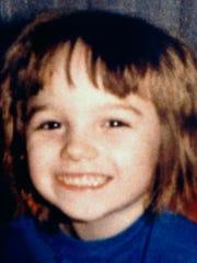 Natasha Shanes, 6, missing since May 8, 1985 from Jackson.