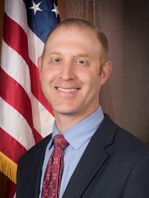 Jason Molino, Tompkins County Administrator