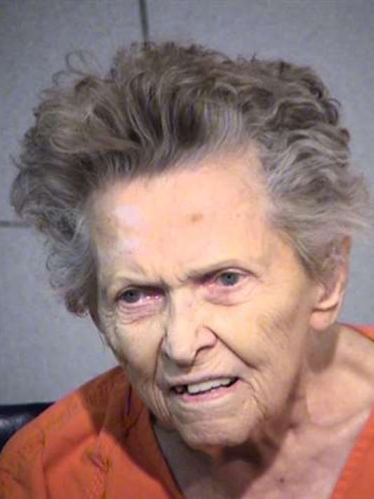 92-year-old woman kills son