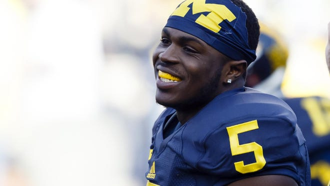Jabrill Peppers is getting used to playing what's essentially a nickel linebacker spot.