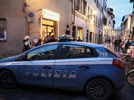 EPA ITALY USA CRIME CLJ CRIME ITA