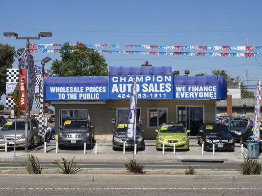 Behind the Wheel-Independent Used Car Lots (2)