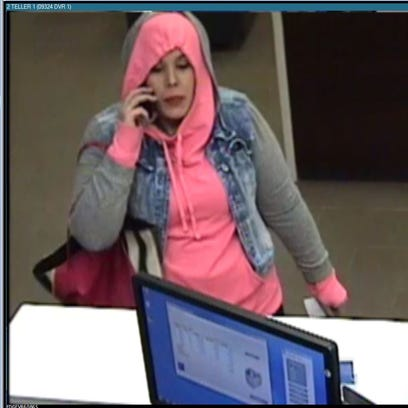 Brookfield bank robbery suspect taken into custody