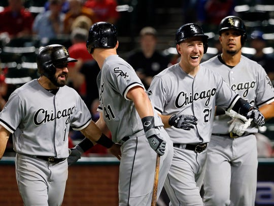 Adam Eaton calls Todd Frazier 'very childish' after Mets-Nationals altercation
