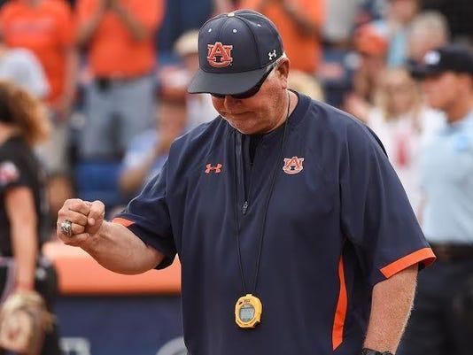 Auburn Clint Myers NCAA