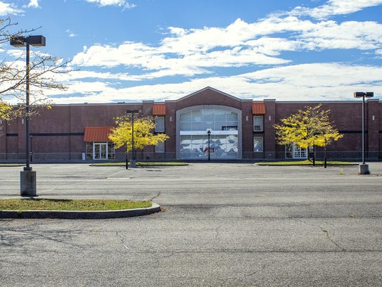 This is how the former Harley Davidson dealership in