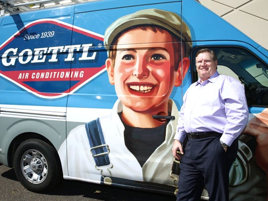 Ken Goodrich President and CEO of Goettl Air Conditioning
