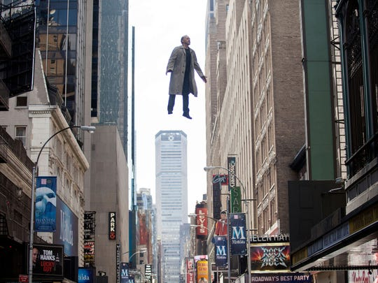 """Michael Keaton as """"Riggan"""" in a scene from the motion"""