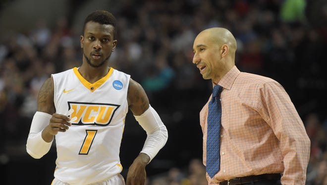Shaka Smart has turned down numerous opportunities. He likes VCU and the university has been good to him. But it never hurts to ask.