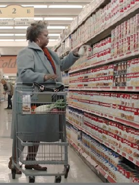 Campbell Soup Co. of Camden has launched a new ad campaign for its soup products.