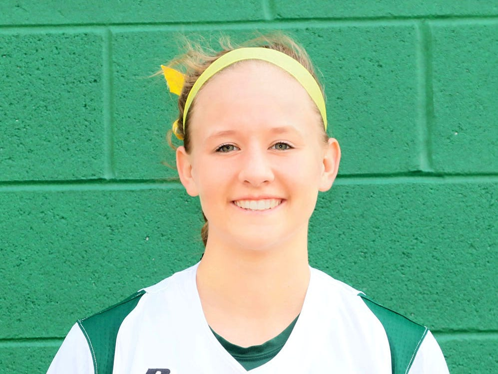 Mardela's Kristina Shank drove in three runs against Cambridge-South Dorchester on Wednesday.