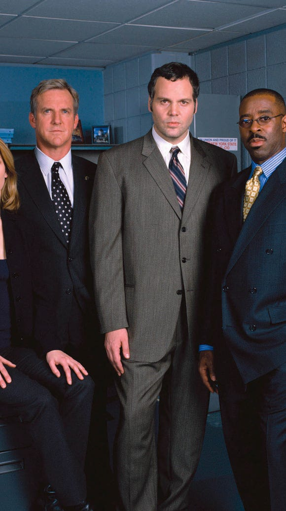LAW & ORDER: CRIMINAL INTENT -- NBC Series -- Pictured: