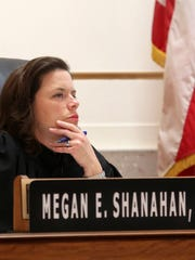 Common Pleas Court Judge Megan Shanahan is the presiding judge in the Ray Tensing murder trial.