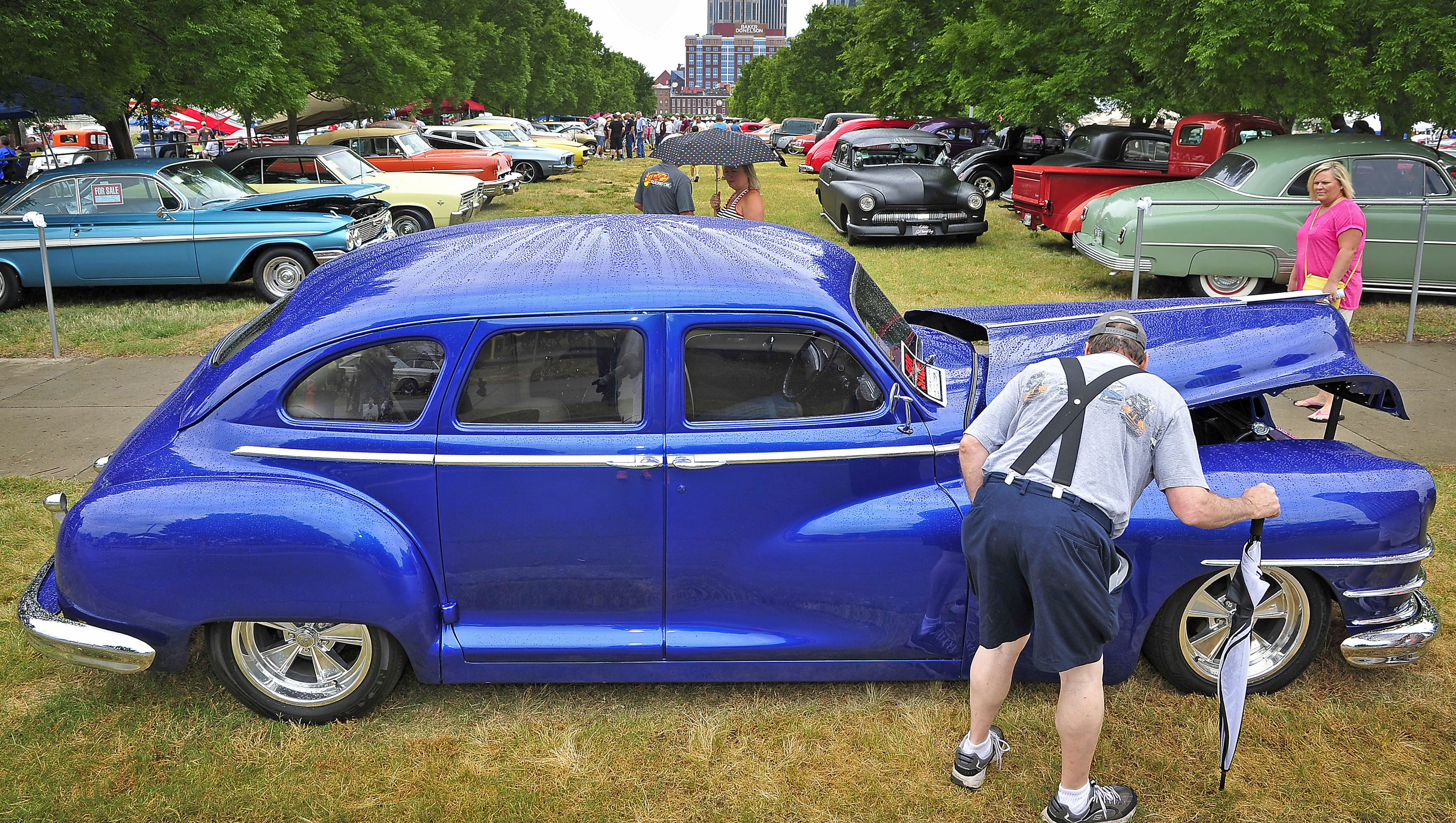 Classic Hot Rods Head To Nashville Show