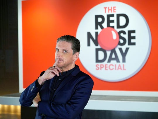 """Craig Ferguson will host """"The Red Nose Day Special."""""""