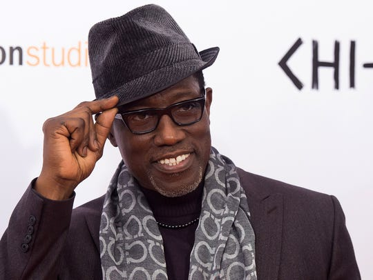 Wesley Snipes turns from acting to novel writing with