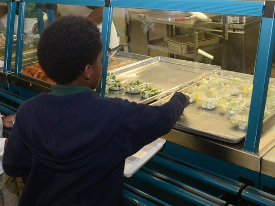 ANI Harvest North Bayou Rapides Elementary School is one of three schools in the state Ð and the only school from Central Louisiana Ð selected for the LSU AgCenterÕs statewide pilot program called Harvest of the Month. The program is designed to deliver fr
