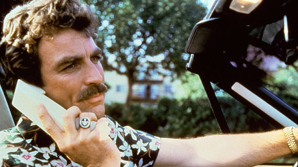 "Tom Selleck was the original Thomas Magnum in the 1980s CBS action drama ""Magnum, P.I."""