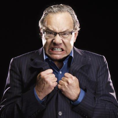 Comedian Lewis Black returns with rants to Binghamton