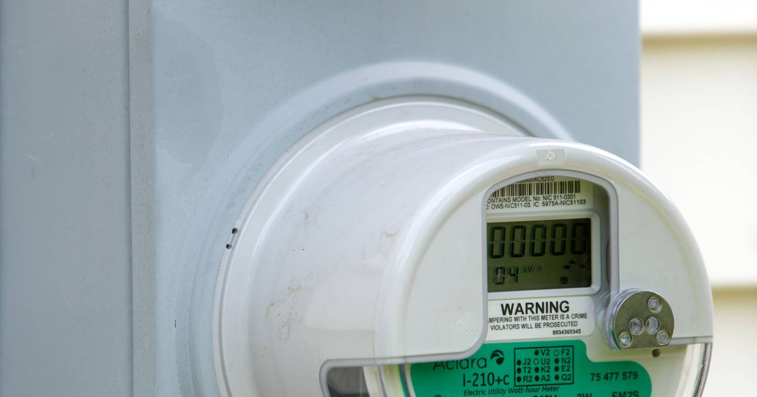 Smart Meters Arrive In Nj Bringing Fears Of Big Brother Wiring Problems Why You Need To Own A Meter Electrical Online