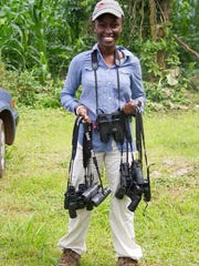 "Judith Mirembe of Uganda will speak on ""Women Birders"