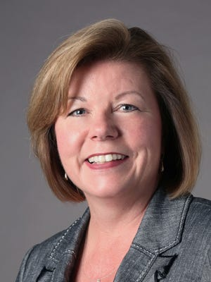 Publisher of The Journal News Janet Hasson