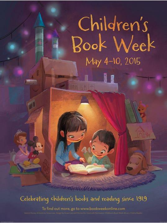 poster revealed for children u0026 39 s book week