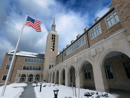 St. John Fisher College in Pittsford plans to announce
