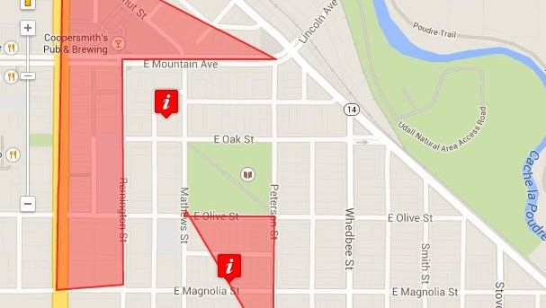 Road closures in Old Town for St. Patrick's Day festivities