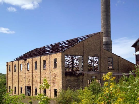 The once-thriving Quincy Mine is among the sites you can visit at the Keweenaw National Historical Park.