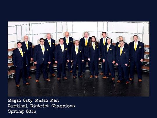 Magic City Music Men