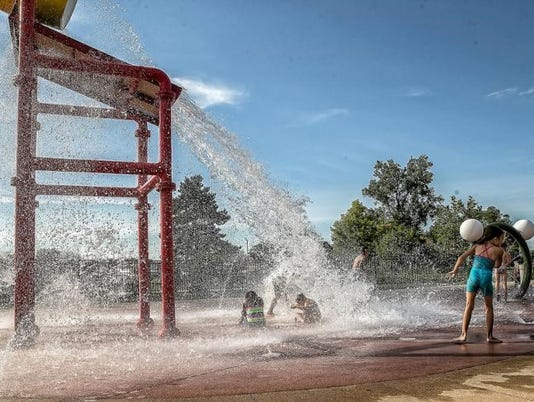 WSD sprayground