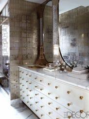 ELLE DECOR Oct '13 - Diaz Master Bath wm
