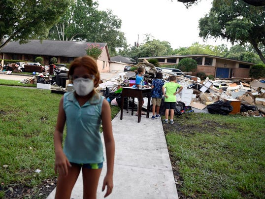 USP NEWS: HURRICANE HARVEY USA TX