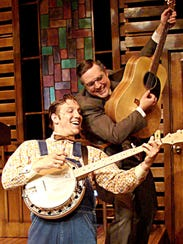 """""""Smoke on the Mountain"""" is coming to the Strauss Theatre Center this weekend."""