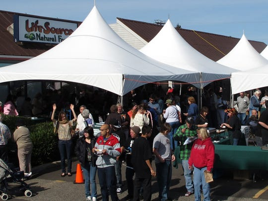 LifeSource Natural Foods celebrates spring on May 14 with its annual Spring Food Fair from 11 a.m. to 4 p.m.