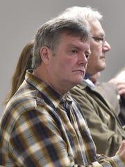Shawn Fairchild of the Sturgeon Bay Historical Society.