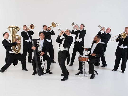 The King's Brass come to Great Outdoors Community Church on Wednesday, Jan. 9.