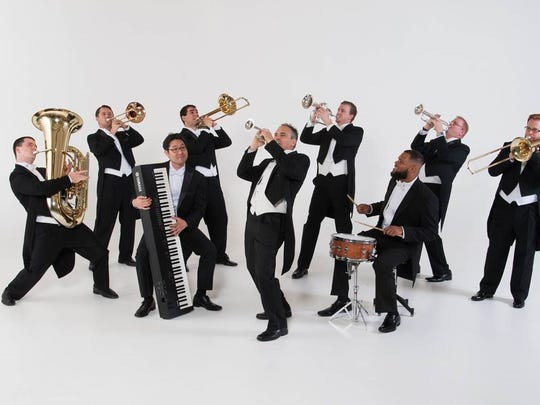 The King's Brass come to North Naples Church Sunday, Jan. 22.
