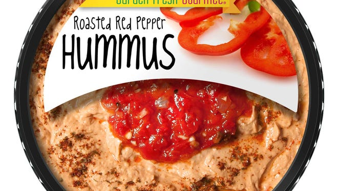 Campbell Soup buys Garden Fresh Gourmet, a maker of salsa and hummus, for $231 million.