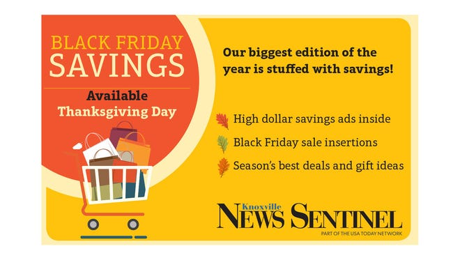 Thanksgiving newspaper