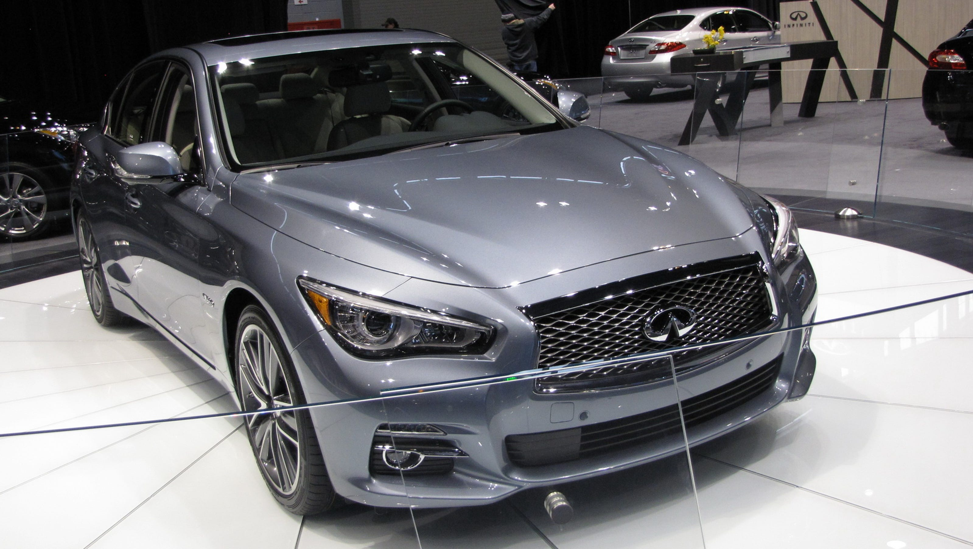 performance technology 2014 infiniti q50 sedan. Black Bedroom Furniture Sets. Home Design Ideas