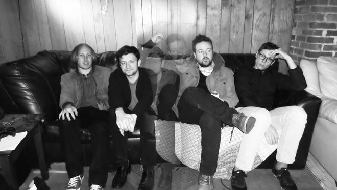 A recent publicity photo of Springfield-based indie-pop band Someone Still Loves You Boris Yeltsin